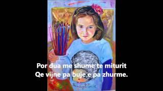 Qerim Skenderaj-Poezi .Roland Runaj -Pikture . Reciton A. Xhemalaj.
