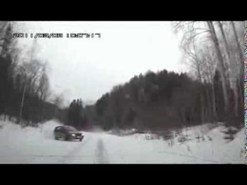 ДТП по дороге на «Гладенькую»