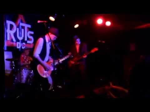 The Ruts at The New Globe Theatre, Brisbane 17.11.15