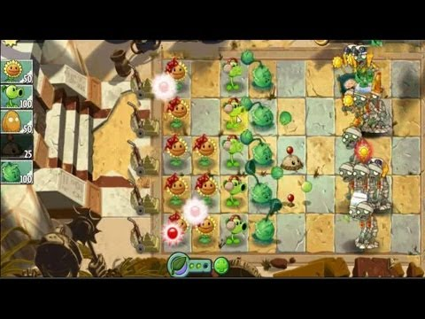 Plants vs Zombies 2 episode 3