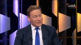 مقابلة مع ادوين سامويل – المتحدث باسم الحكومة البريطانية