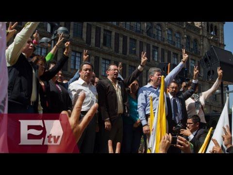 PRD denunciará fallo de Consulta Popular / Nacional