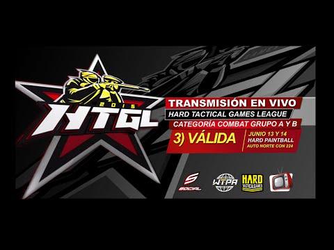 HTGL 3ra VÁLIDA COMBAT - DOMINGO - Bogotá, 14 de Junio - NEW MEDIA