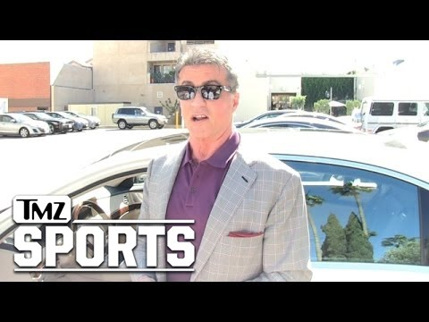 Sylvester Stallone to Mayweather & Pacquiao -- Let's Make a Deal
