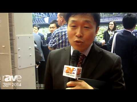 ISE 2014: TOA Outlines Speaker with Mixing and Equalization Function