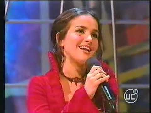 Festival de Viña 2002 5ta Noche Co-Anima Natalia Oreiro