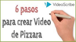 Como hacer Videos Animados de pizarra Videoscribe