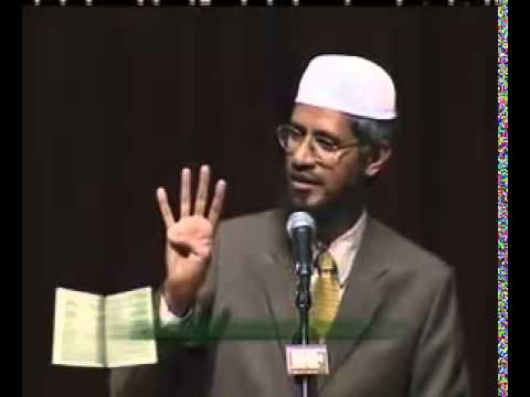 Rules of Divorce  Talaq  which muslim dont know   by Zakir Naik !!!