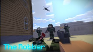 Call of Duty 4 Modern Warfare Ending in Minecraft Animation