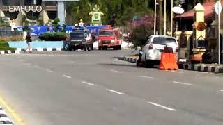 Mapolda Riau Diserang, Satu Polisi Meninggal Ditabrak Teroris