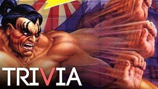 TRIVIA : Le personnage caché sur la jaquette de Street Fighter II Turbo
