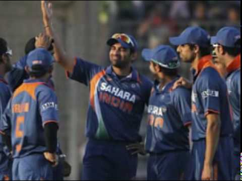 India vs Bangladesh 3rd ODI 2010 Highlights Tri Series India won by 6 wickets