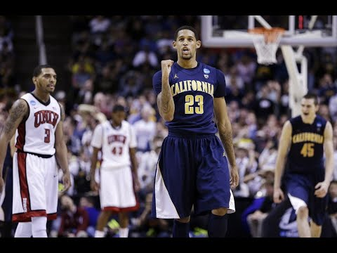 No. 12 Cal held off a late charge from No. 5 UNLV and advanced to the Round of 32 with a 64-61 victory at HP Pavilion. Thanks to Calbear94 for making the vid...
