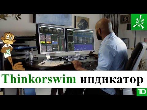 Thinkorswim и торговый индикатор объема. Важнейший сигнал
