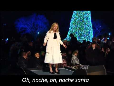 Jackie Evancho O Holy Night Subtitulado Español.wmv video
