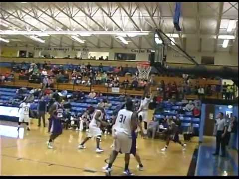 Barton Men's Basketball vs Butler Community College - 2012