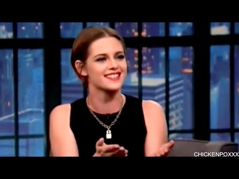 Cute and funny moments with Kristen Stewart! (PART 45)