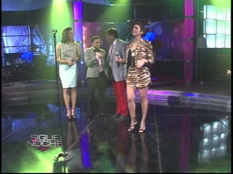 SLN Anier Barros y Pamela Sued Cantan