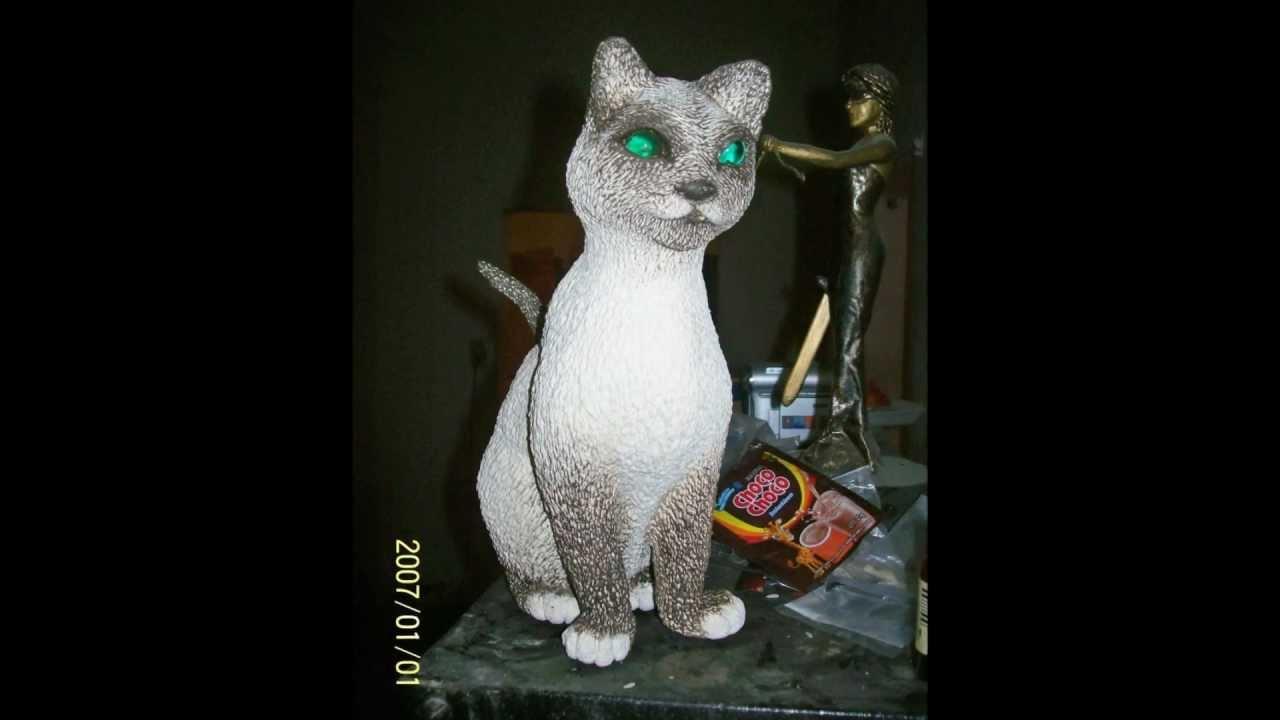Material De Como Hacer Un Gato