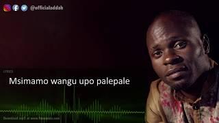 Chuki - Addah Official Audio (with Lyrics)
