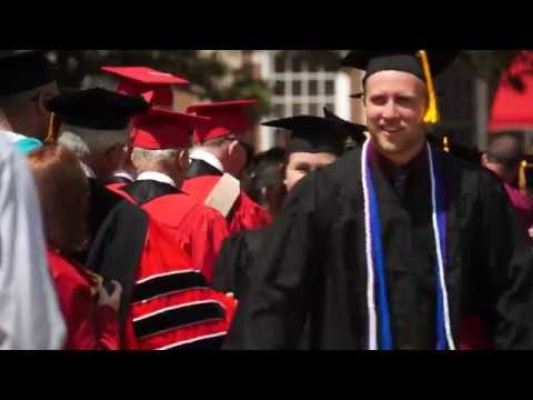 Monmouth College Commencement 2014