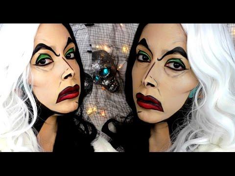 Disney Villain Series: Cruella De Vil Makeup Tutorials