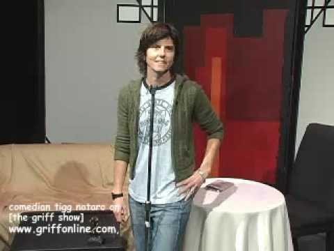 tig notaro performs standup on the griff show