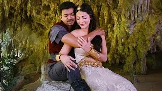 Puli denied tax exemption due to increased vulgarity and violence | Vijay