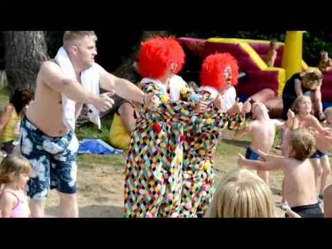 Rare Clowntjes Dansen Chi chi wa.....