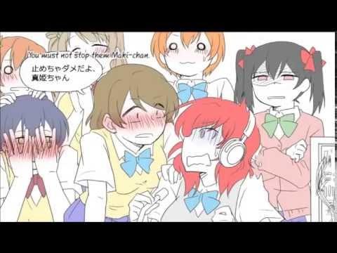 Misc Cartoons - Love Live - Garasu No Hanazono