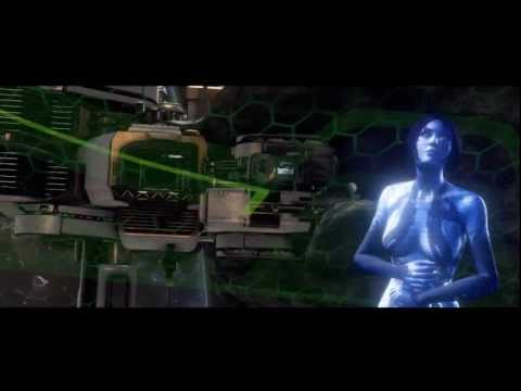 Halo 4: Cortana Goes Bitch Mode