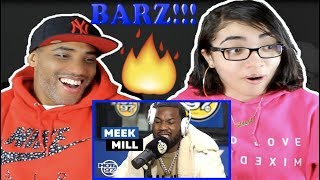 My Dad Reacts To Meek Mill Funk Flex Freestyle118 Reaction