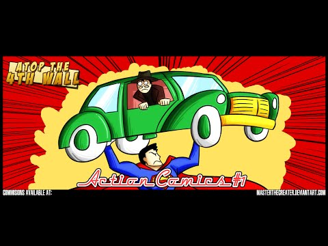 AT4W: Action Comics #1