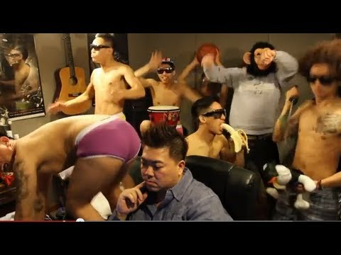 Harlem Shake Asian Dance Crew