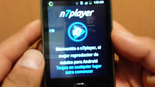 N7 PLAYER FULL ULTIMA VERSION  2.3.4 BY RUGALXPERIA