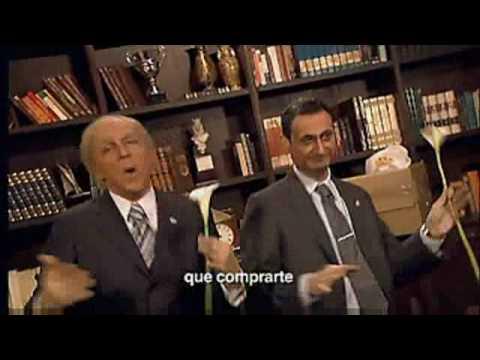 TV3 - Crackòvia - Calderon marxa cantant