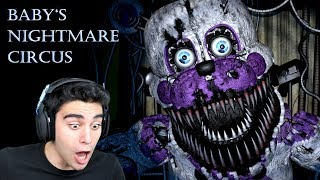 NIGHTMARE FUNTIME FREDDY IS HERE!!! - Baby's Nightmare Circus (Funtimes and Funtimes Round 2)