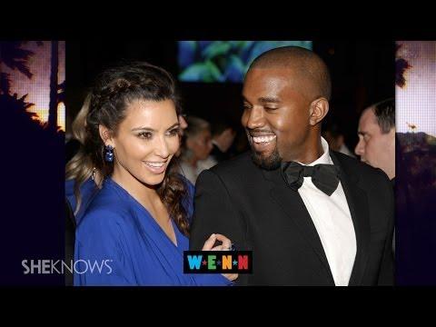 Kim Kardashian HATED Honeymoon? Kim and Kanye Already Spending Time Apart?! - The Buzz
