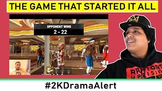 NBA 2K YOUTUBERS QUICKLY TURN AGAINST EACH OTHER, CASHNASTY LOSES HIS MIND + MORE #2KDramaAlert