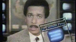 ABC News 'World News Tonight' TV Promo [01] - 1981