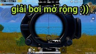 PUBG Mobile - Chế Độ Toàn Sniper   Gặp Giải Bơi Mở Rộng :))