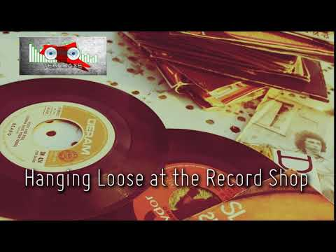 Hanging Loose at the Record Shop  70sFunkRock  Royalty Free Music