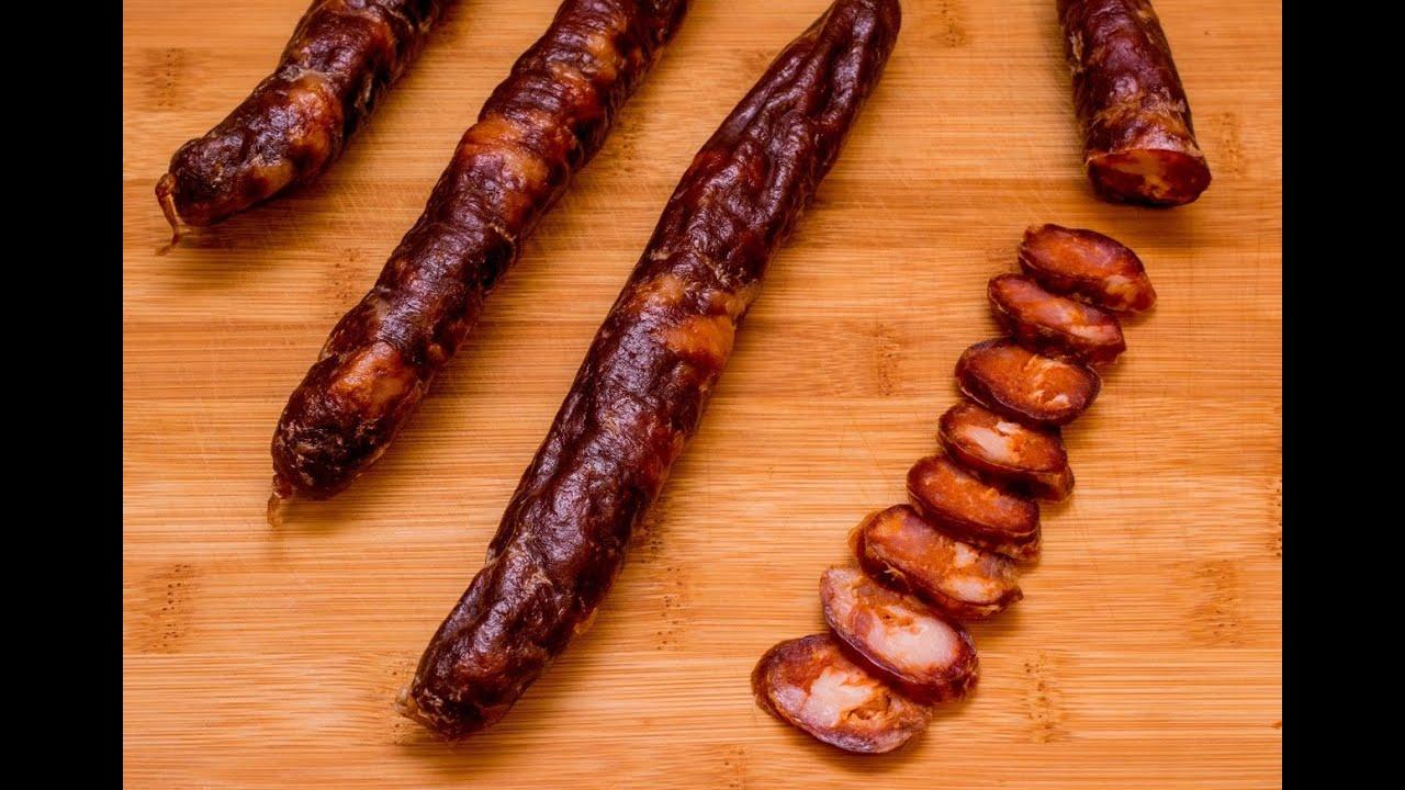 Как сделать сыровяленую колбасу из свинины