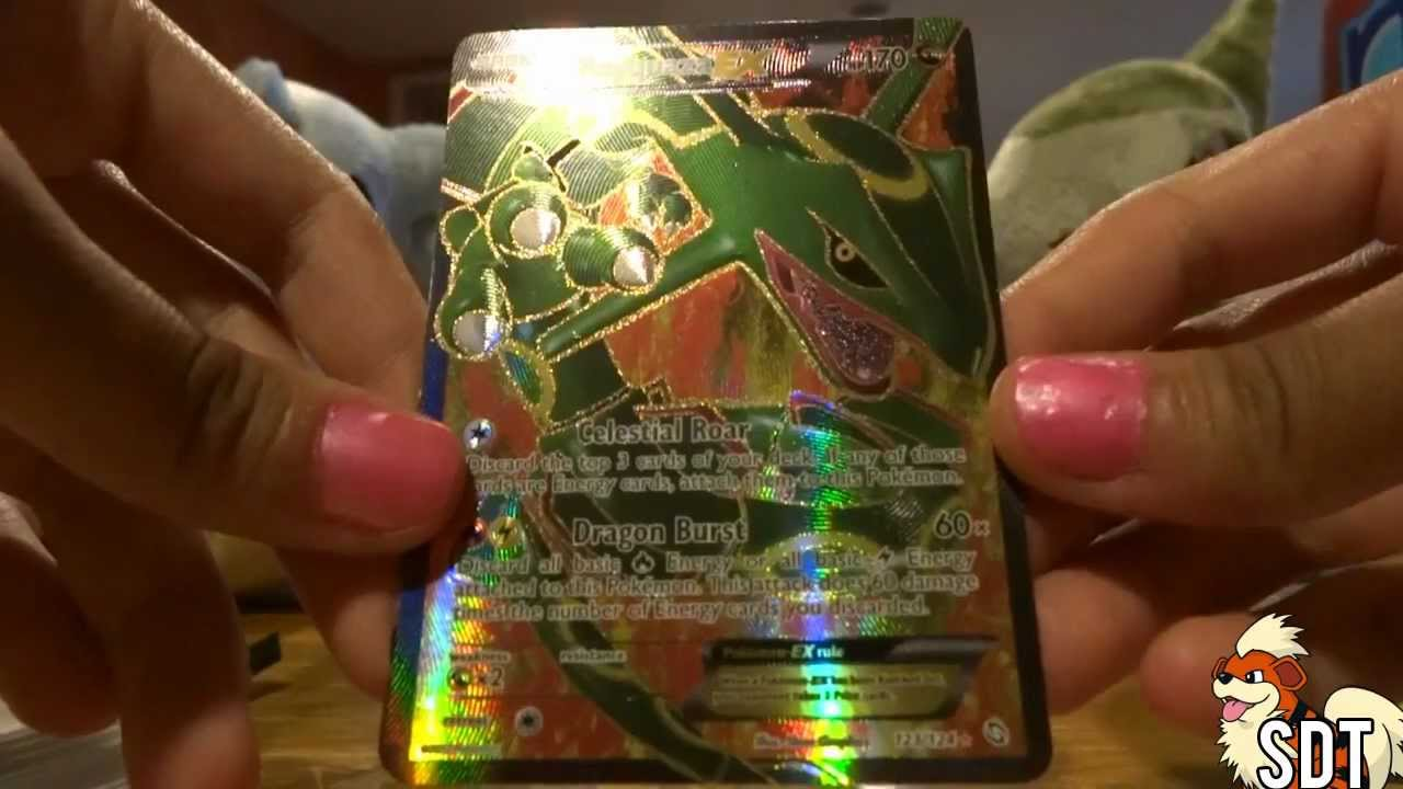 pikachu ex full art