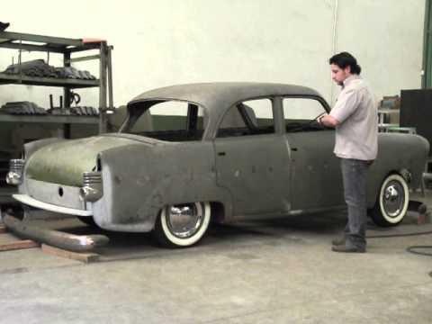 Aero Willys Suspensão A Ar