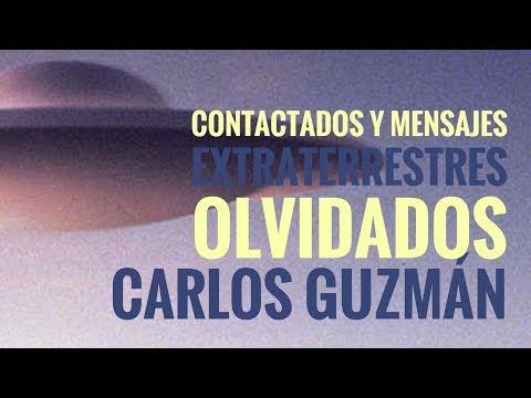 CONTACTADOS, mensajes EXTRATERRESTRES y libros olvidados de México: CARLOS GUZMÁN.
