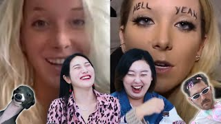 Koreans in their 30s React To JENNA MARBLES (from 2010 to 2019)
