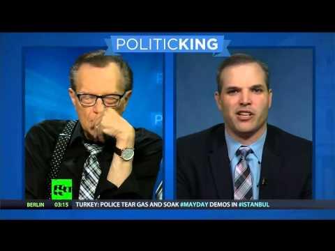 Politicking: Matt Taibbi on America's 'Injustice System'