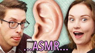 The Try Guys Ruin ASMR ft. ASMR Darling