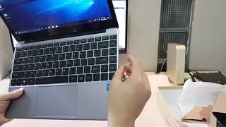 Trên tay laptop Chuwi Lapbook SE - N4100/4/160G